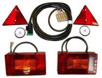 Instalación eléctrica 5,5m 2624080 13 POLOS MA