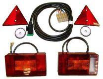 Instalación eléctrica 8m 2602006 13 POLOS MA