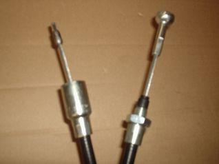 Cable para ejes con freno.  KNOTT