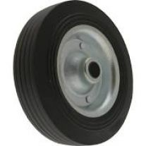 Repuesto rueda jockey metal 200X50X20 Ref:340216