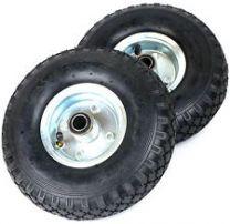 Repuesto rueda jockey  neumatica metalica 3.00-4