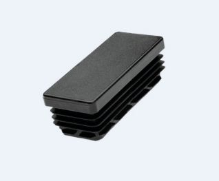 Contera de plástico 80x60 / REF : 500014.  tapón de plástico