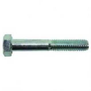 Tornillo DIN931 M8X50, tornillos, din, tornillo rueda jockey, tornillo cabezal de remolque