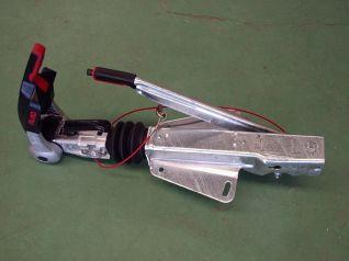 Enganche Alko V 1600Kg Con Estabilizador 247661/1