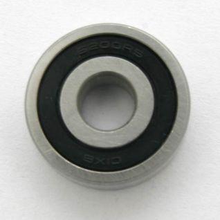 Rodamiento 6202. 35x15x11.  MEDIDAS DEL RODAMIENTO:  Diametro exterior : 35 mm Diametro interior : 15 mm Ancho : 11 mm.Recambios para ejes con o sin freno.Rodamiento rigido de bolas 6205. 25x52x15.  MEDIDAS DEL RODAMIENTO:  Diametro exterior : 52 mm