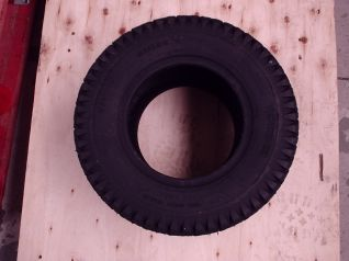 neumático remolque accesorio recambio ocasión rueda 16.5x6.5x8
