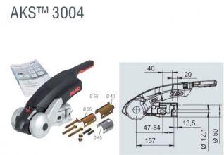 Cabezal estabilizador Alko para 35mm, 40mm, 45mm, 50mm.