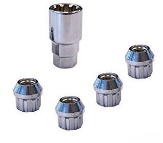 Tornillo antirrobo de rueda M12x1.5x26-70520502