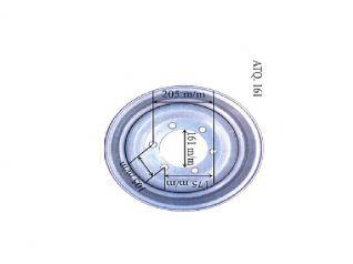 MANGUETA S/F ATQ.161 REF: 180109 (UNIDAD)