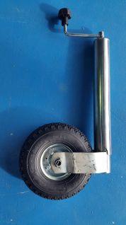 Rueda jockey 60mm NEUMATICA 340220