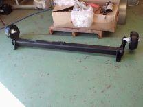 Eje C/F KNOTT 900 kg 1500/1900 SEAT&PINTADO