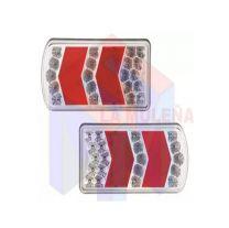 Piloto 6 Fun C/Reflex Izdo LED  850006