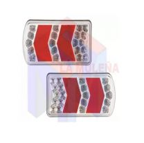 Piloto 6 Fun C/Reflex Izdo LED  850005