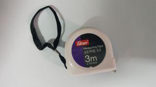 Flexometro ABS 3X16 FQ-01 DE 3 METROS.