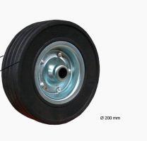Repuesto rueda jockey metal 215X65X20 Ref:340215