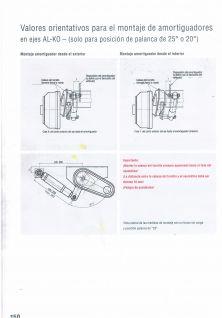Amortiguadores de suspensión AL-KO.