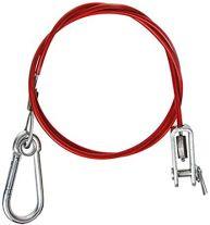 Cable de seguridad KNOTT  502612AF