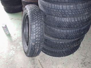 neumático remolque accesorio recambio ocasión rueda