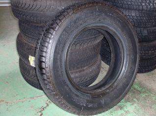 neumático remolque accesorio recambio ocasión rueda 165/80X13
