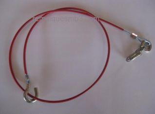 cable de ruptura