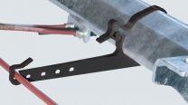 Soporte para cables bowden 80mm REF:692045/1222114