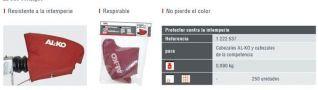 Protector contra la intemperie para enganches de inercia.1730820