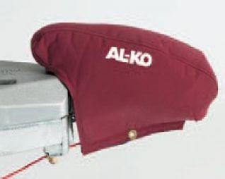Protector contra la intemperie para enganches de inercia.