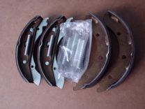 Zapatas geplasmetal  Ø200X35mm 7007625