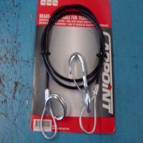 Cable de seguridad. 70438104 (110CM)