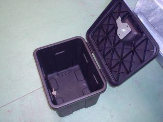 caja de herramientas para remolque