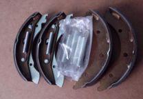 Zapatas geplasmetal tambor Ø200X50mm / 7012079