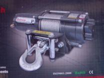 Cabrestante electrico 3000 LBS 610020 INALAMBRICO
