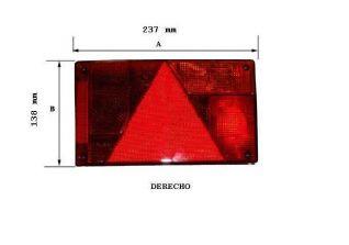 TULIPA Piloto 6 funciones DERECHO 2602112