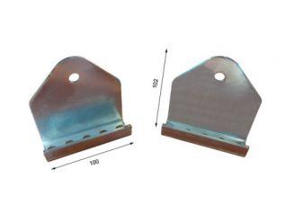 Soporte rodillos centrales domar D42100 rodillos centrales domar D42100  PRECIO POR UNIDAD.