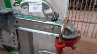 Proteccion contra el robo de remolques.