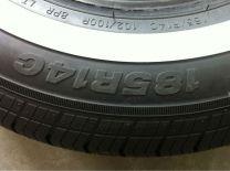 neumático 185 R14 - 8PR 430030